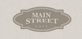 Custom Logo design for Houston's Main Street Cafe